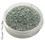 Silver Holographic Glitter Sparkles Dust Nail Art